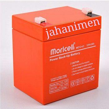 باتری خشک سیلد اسید موریسل