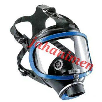 ماسک شیمیایی تمام صورت drager