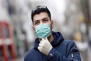 استفاده از ماسک تنفسی