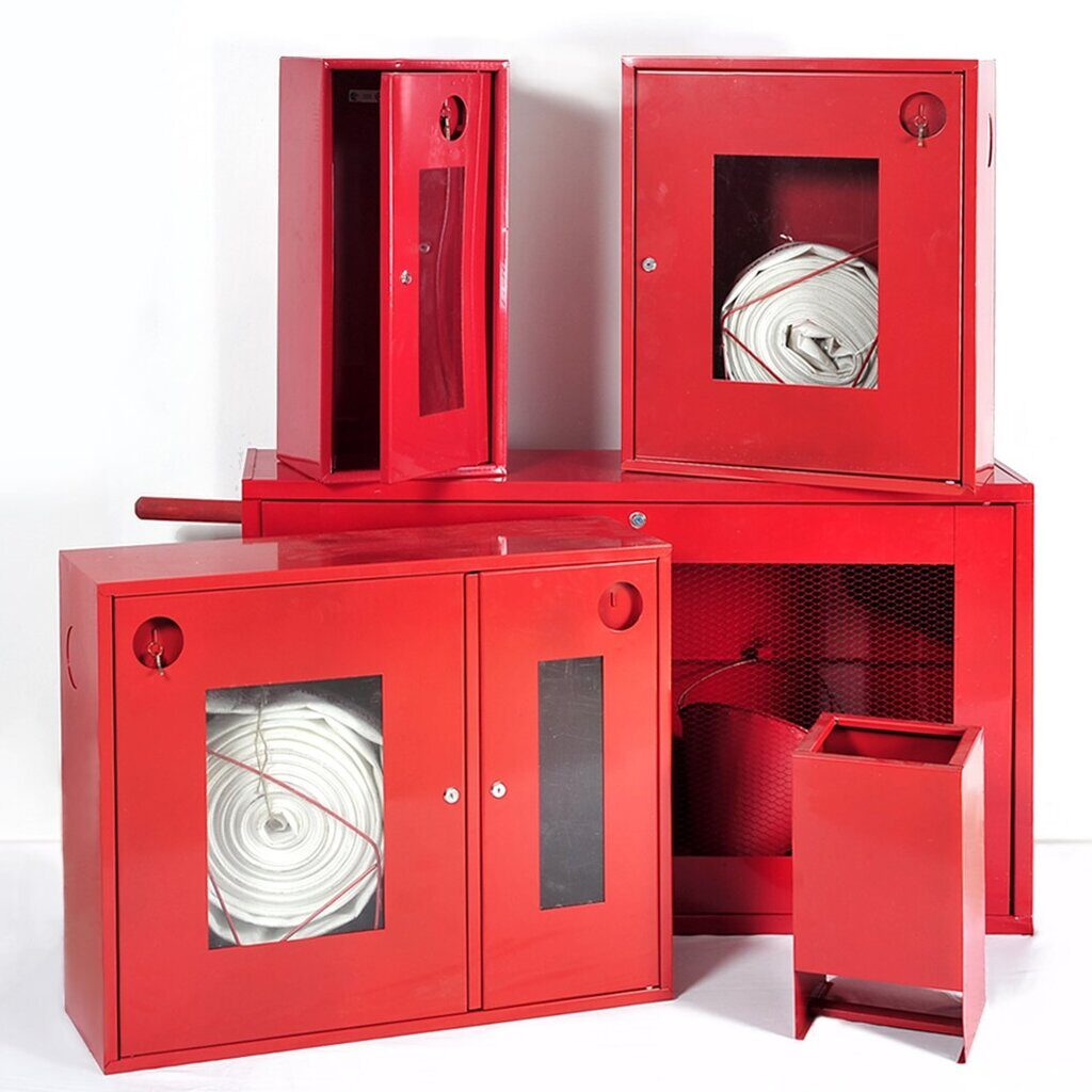 تجهیزات جعبه آتش نشانی