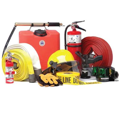 بررسی تولید تجهیزات آتش نشانی در سطح کشور