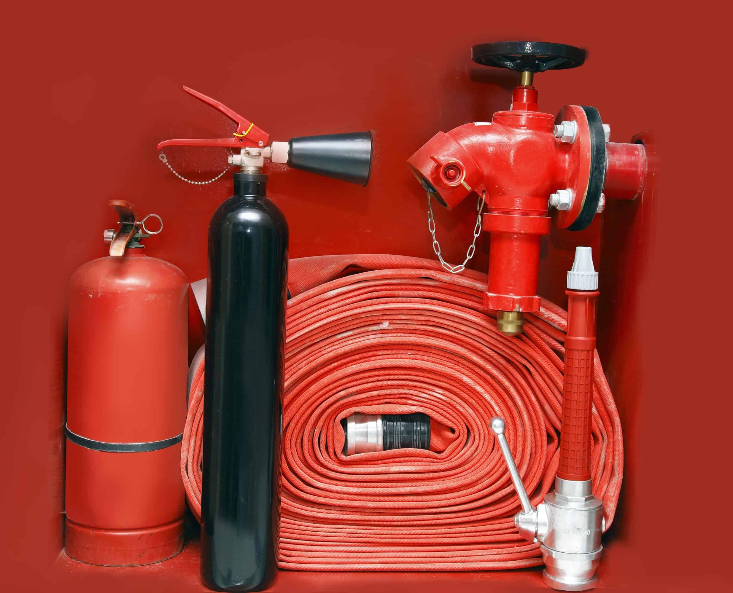 تجهیزات آتش نشانی
