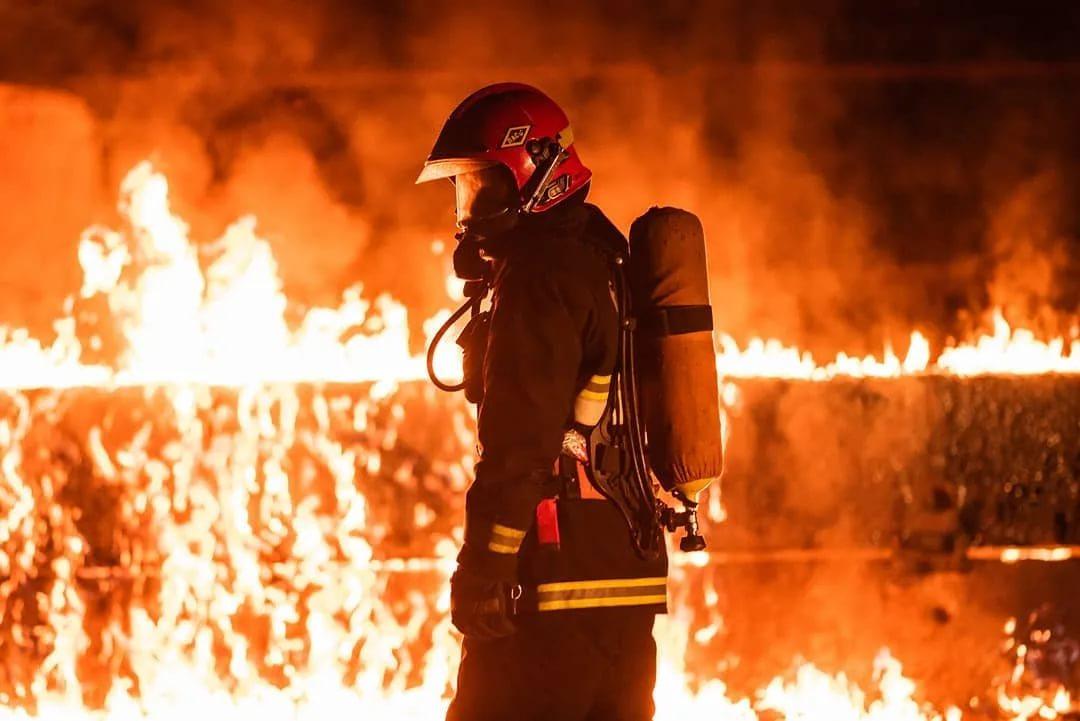 خطرات شغل آتش نشانی